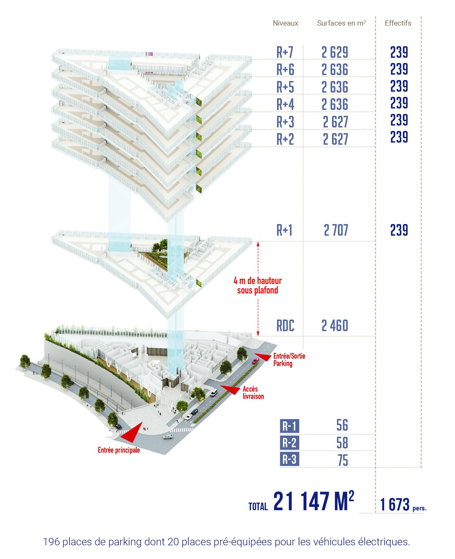 citylife immeuble axo citylife 2 - Immeuble